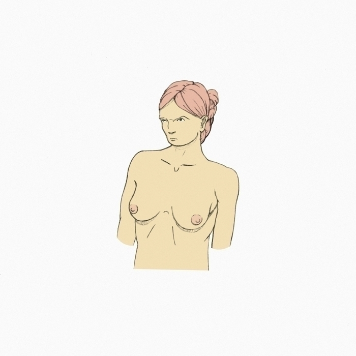 Angèle 2017 - illustration, pencil - 3-3-3 | ello