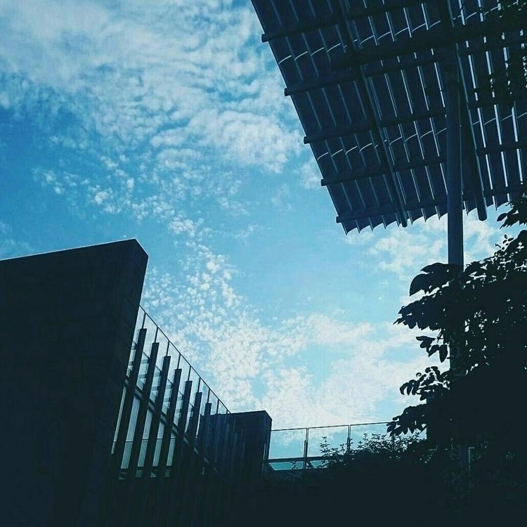 sky, blue - anyabelomoina | ello