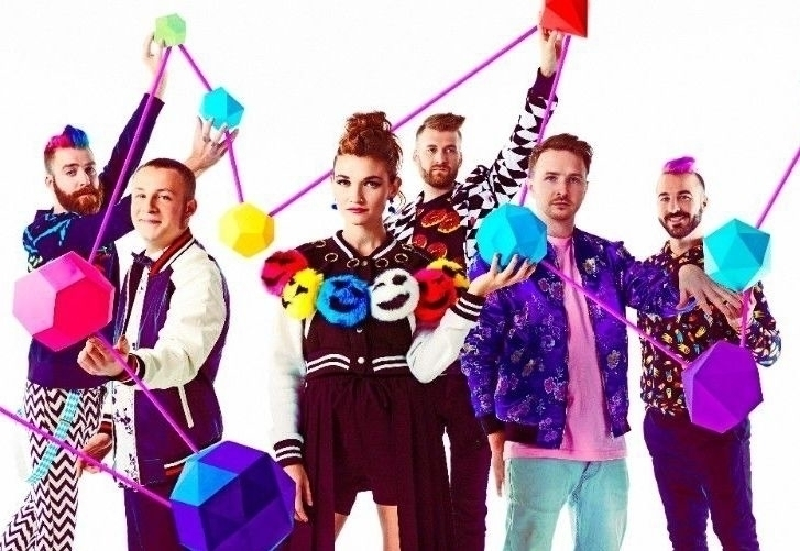 MisterWives 'Connect Dots' Albu - britznbeatz | ello