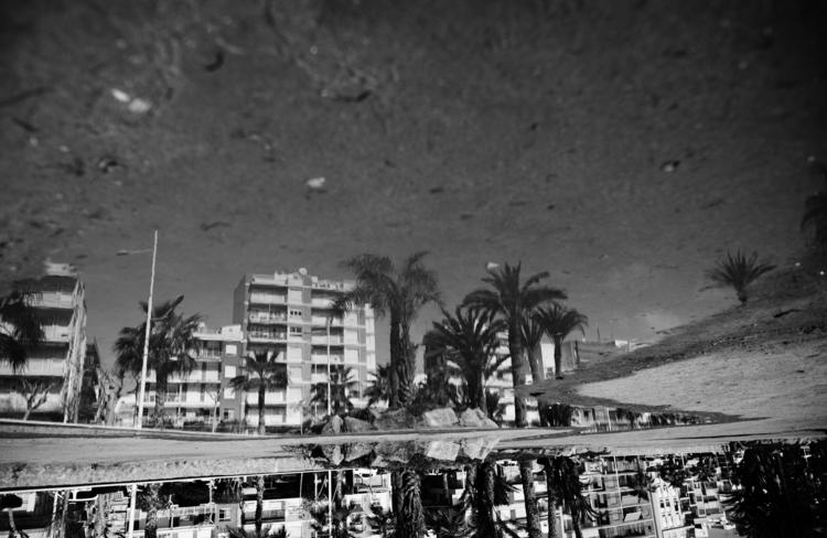180°, Águilas, Mar/2017 - 180°, puddle - peterrunkewitz | ello