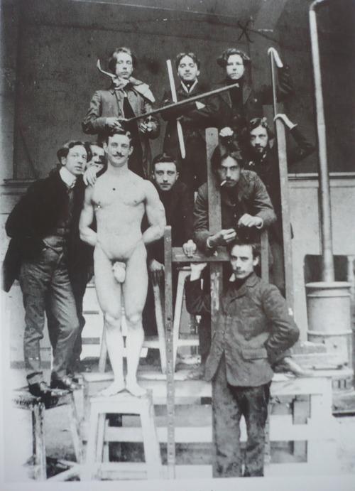 Painters models, 1880s - arthurboehm | ello