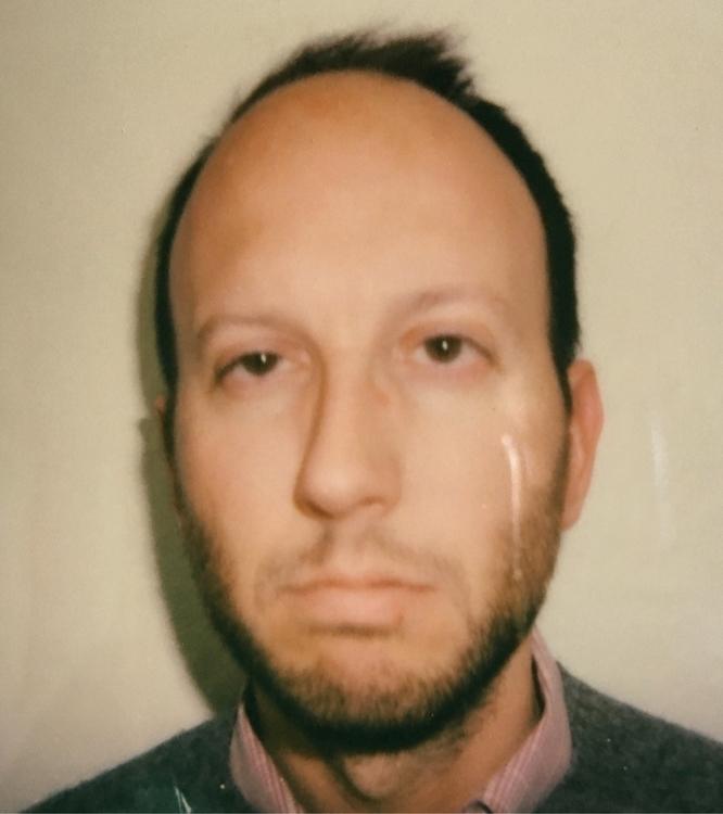 Christopher - Polaroid, portrait - jkalamarz | ello
