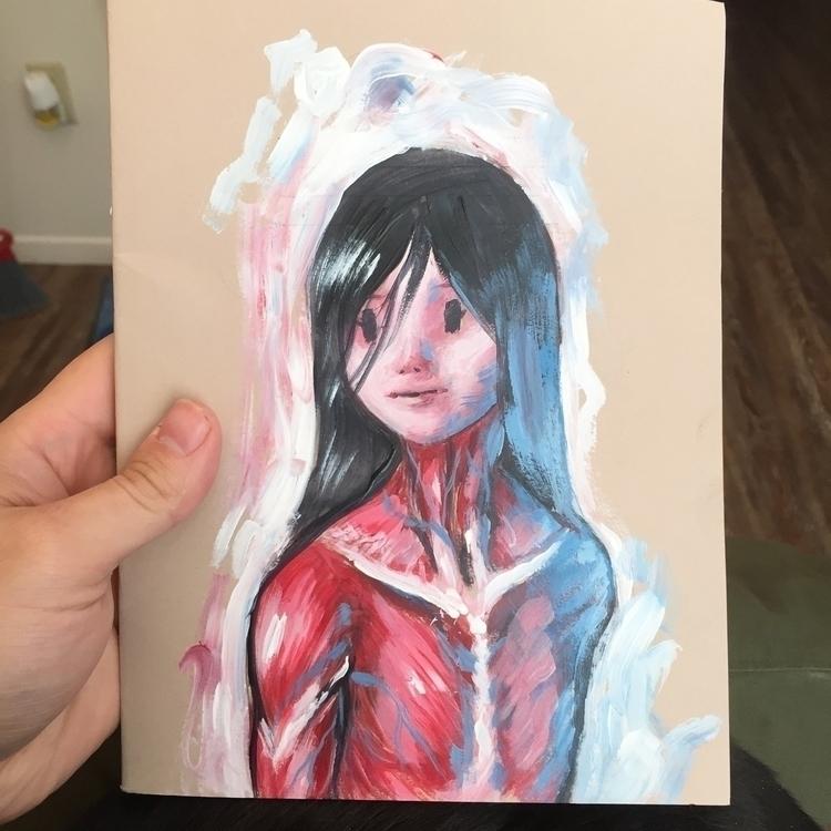 Painting notebook collaborative - kentack | ello