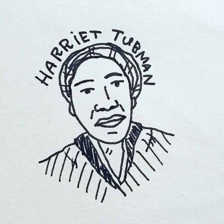 Daily Drawing Day - Harriet Tub - wawawawick | ello