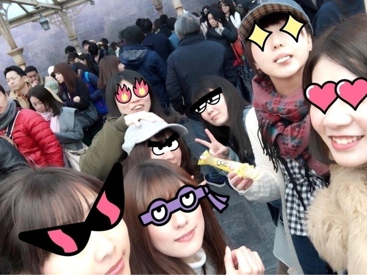 魔法の世界〜:first_quarter_moon_with - knaaaaapa94 | ello