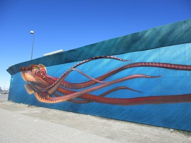murkunst, metrohegn, nordhavn - northernlad | ello
