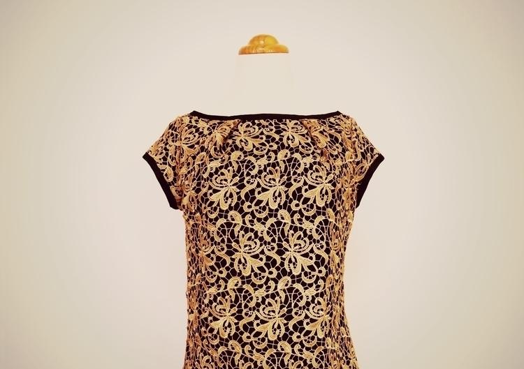 Sample spring collection. lace  - corinaladue | ello