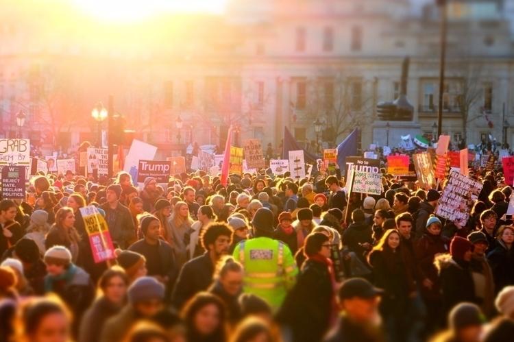 March London, 22 January 2017 - UKphotos - bencowburn | ello