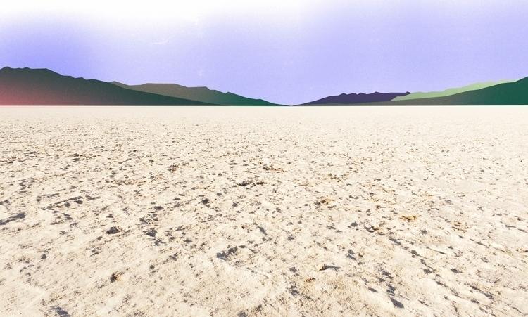 view Badwater Basin - experiment - chente | ello