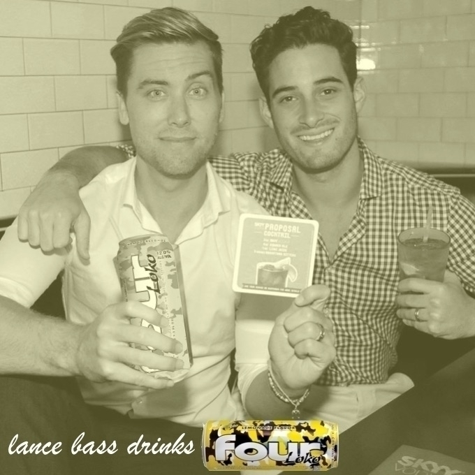 served wedding -Lance Bass, Lok - jakesmelker | ello