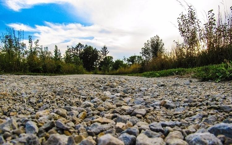 rocky road - gravel - kagejohnson   ello