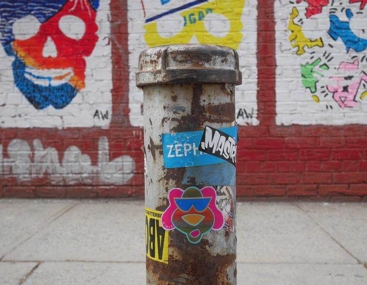 street, streetart, joeG, brooklyn - j0eg | ello