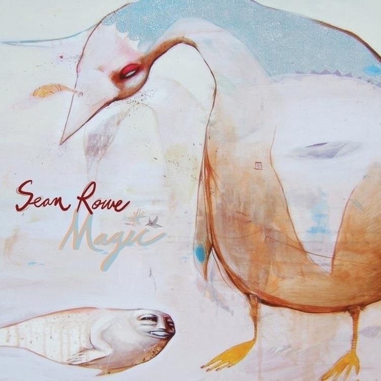 Sean Rowe wields burr voice sca - nagnagnag | ello