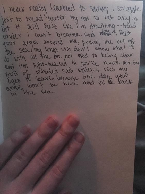 written weeks meeting boyfriend - bpdbabe | ello