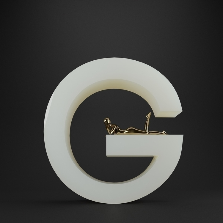 gif, design, 3D, cgi, motion - g-vnct | ello
