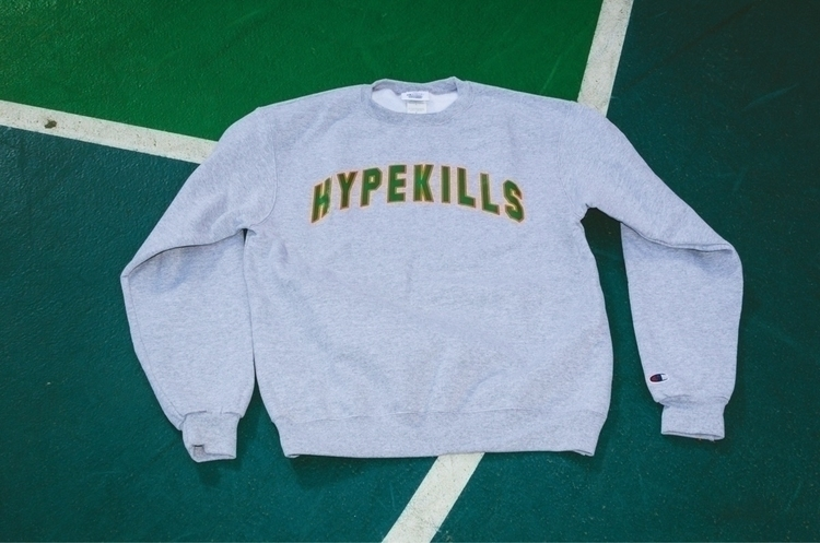 HypeKills College Sweatshirts - hypekills | ello