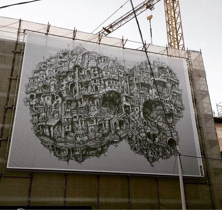 work installed - contemporaryart - duqueart | ello