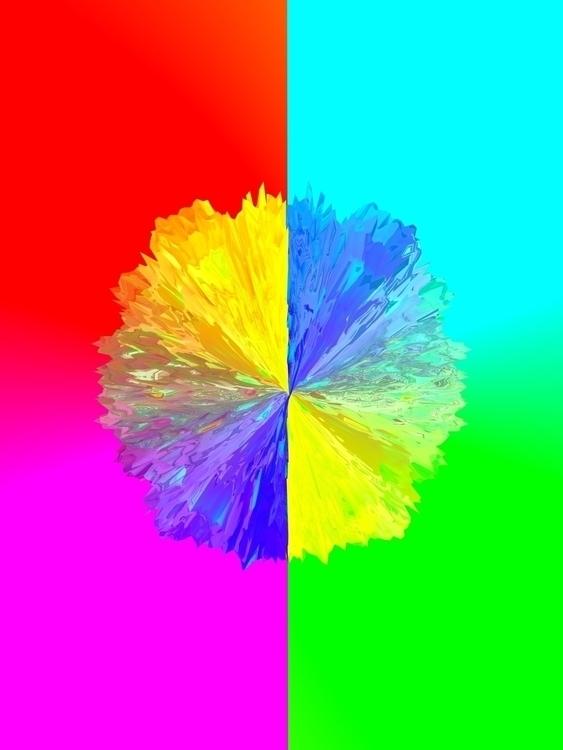 Crisantemo :diamonds:︎ - glitch - thetropicallady | ello
