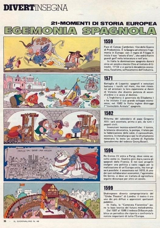 [Momenti di storia europea (di  - corrierino | ello