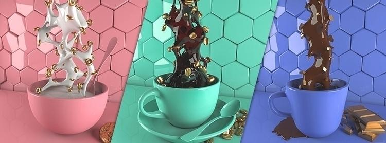Coffe - alicein3dland   ello