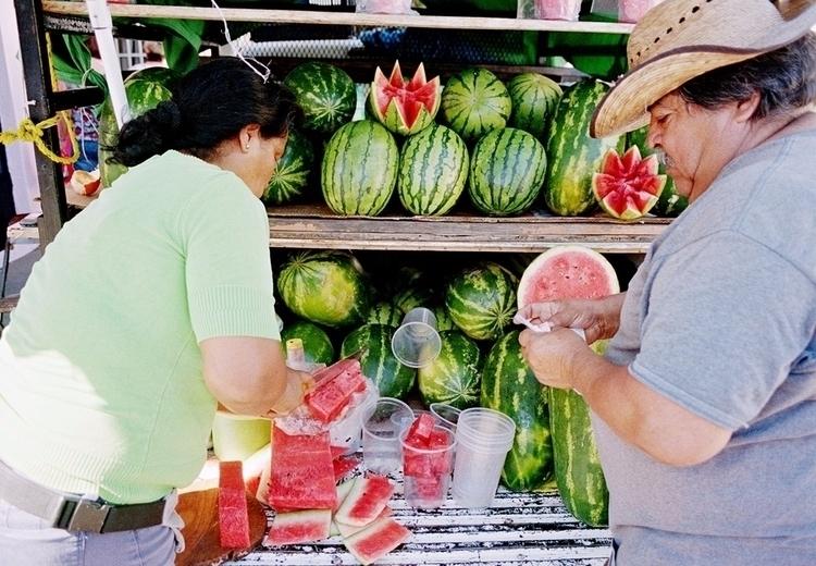 Watermelon, chili powder, lime  - brotherly_dove | ello