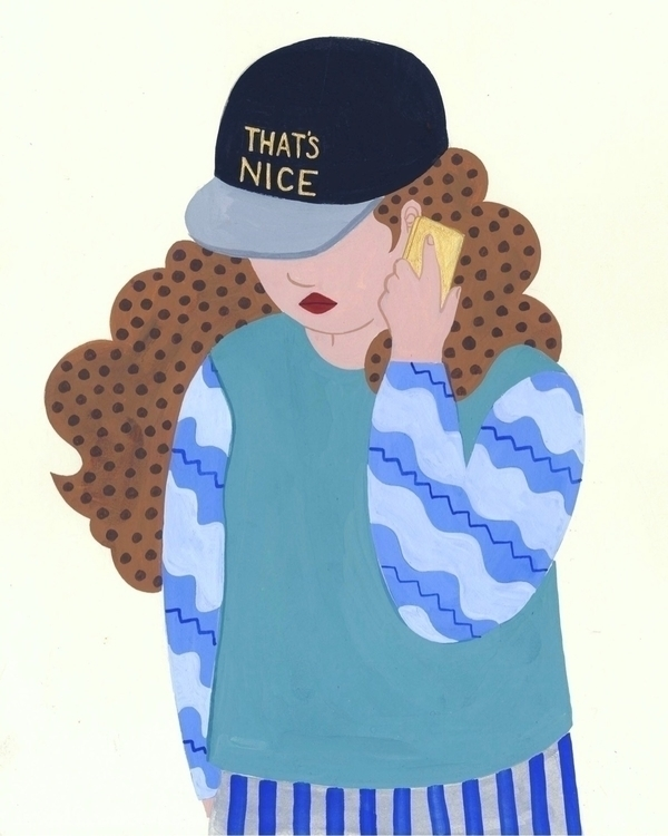 thatsnice, captivated, illustration - ntruskey | ello