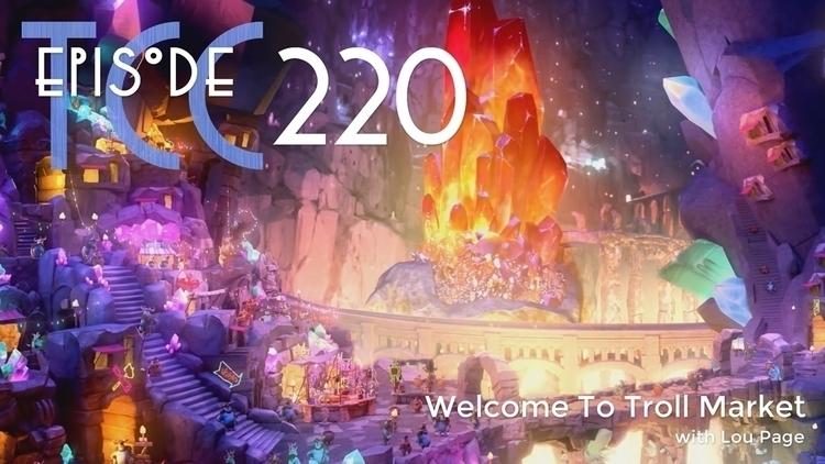 Citadel Cafe 220: Troll Market  - joelduggan | ello