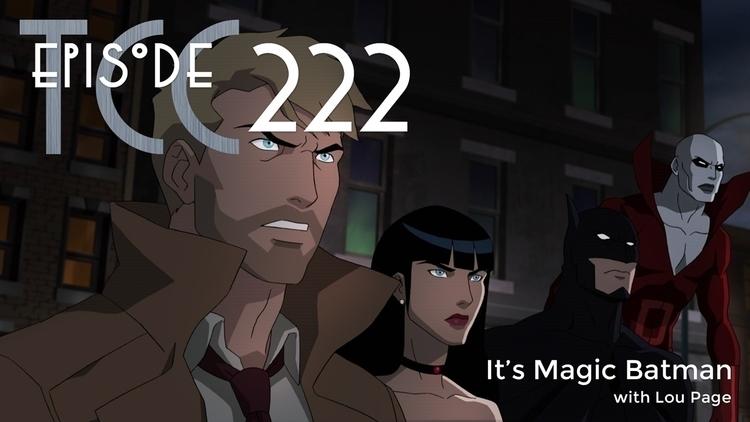 Citadel Cafe 222: Magic Batman  - joelduggan | ello