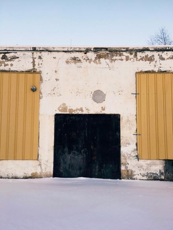 photography, winter, architecture - jkalamarz | ello