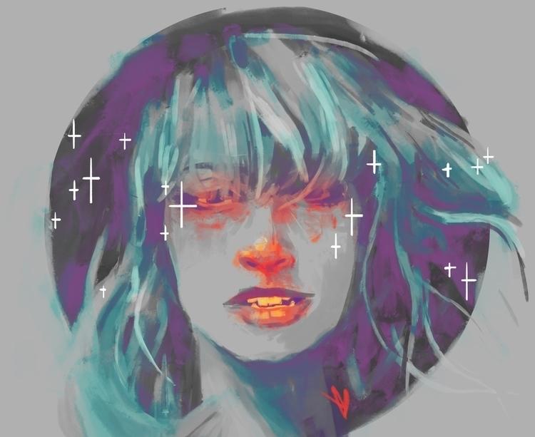COMPUTER MAGIC - musician, women - evandileo | ello