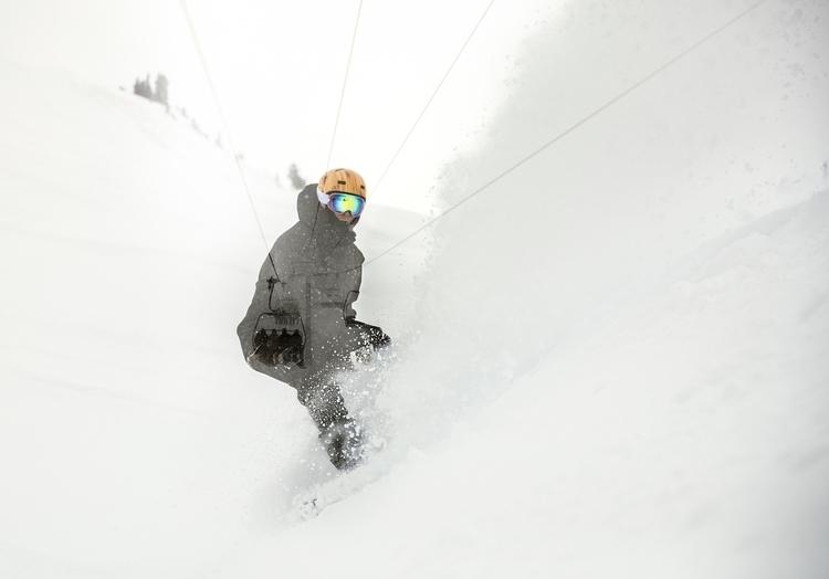 Colorado, 2017 - snowboarding - thinktomake | ello