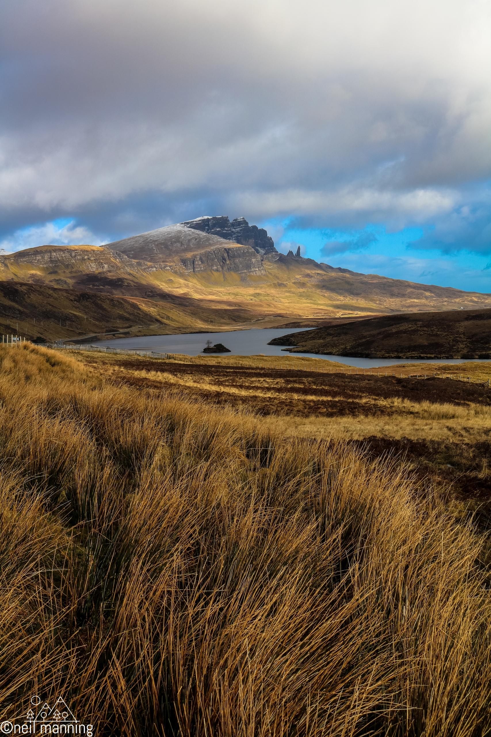 Needle Point - skye, scotland - the-wooks   ello