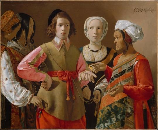 Georges De La Tour, painting de - arthurboehm | ello