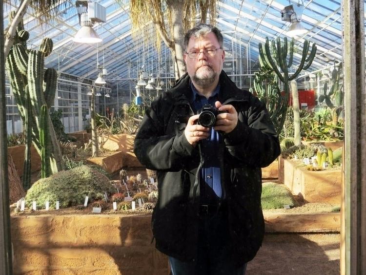 Photographer Cactus House refle - thesupercargo | ello