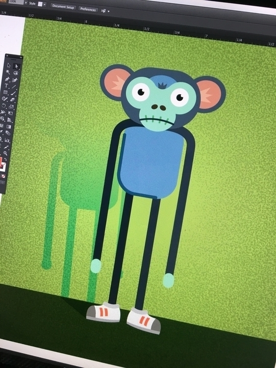 Designing monkeys side project - jennifer_teichman | ello