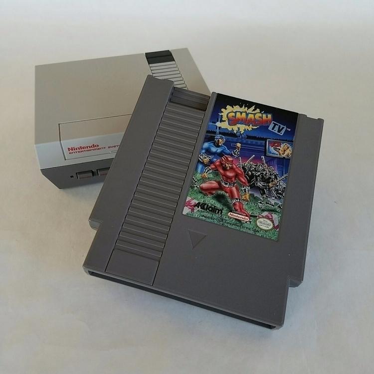 play mini hack - SmashTV, NES - 8bitcentral | ello