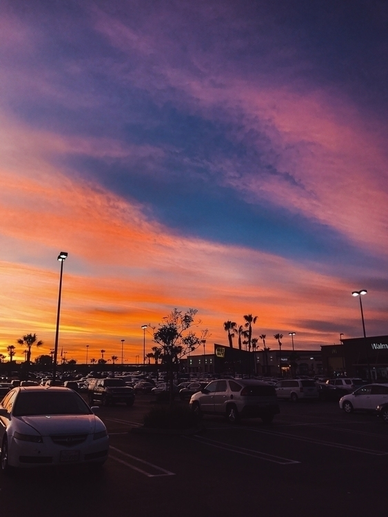 San Diego sunset - iphone7, sandiego - alexcastruita | ello