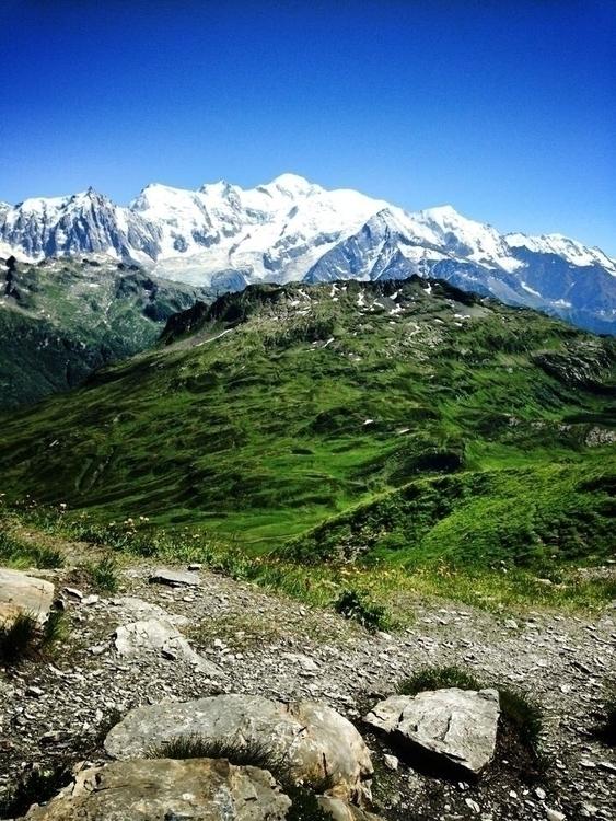 French alps - montblanc - andykarpy | ello