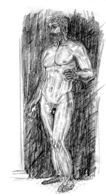 RGB Project Sketches: Bronzes R - jesustorradotoro | ello