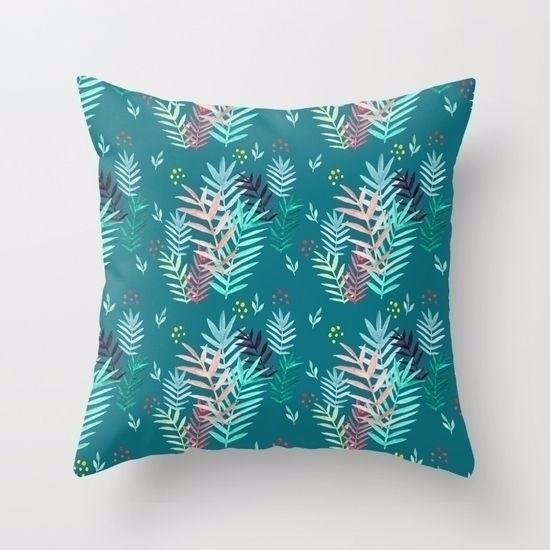 Tropical Pattern society6 25% + - nantia | ello