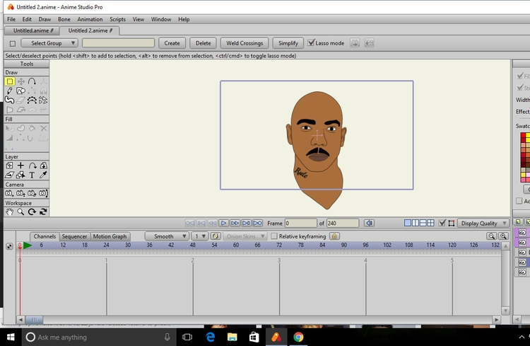 Working Ja Rule character - vince809 | ello
