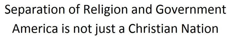 Separation Religion Government - sherlarch | ello