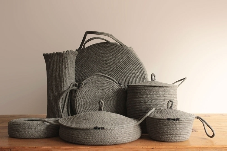 GUARDAR collection - baskets, cordón - amaramontes | ello