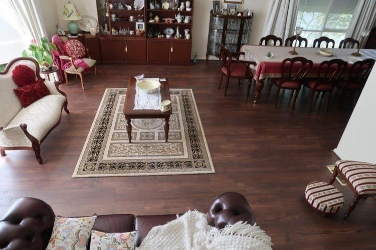 latest completed laminate floor - obrientimberfloors | ello