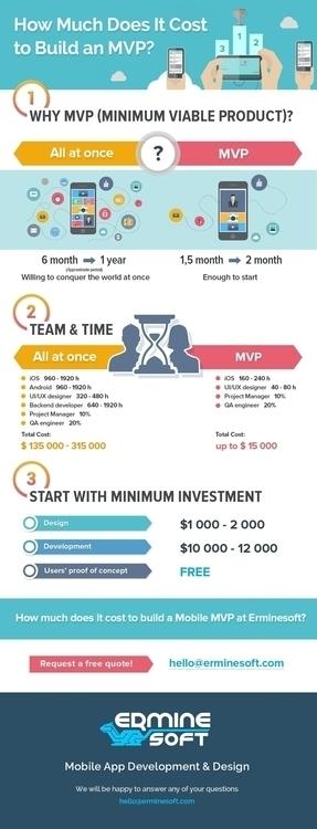 Cost Build MVP? wondered, costs - vlad_pshenychka | ello