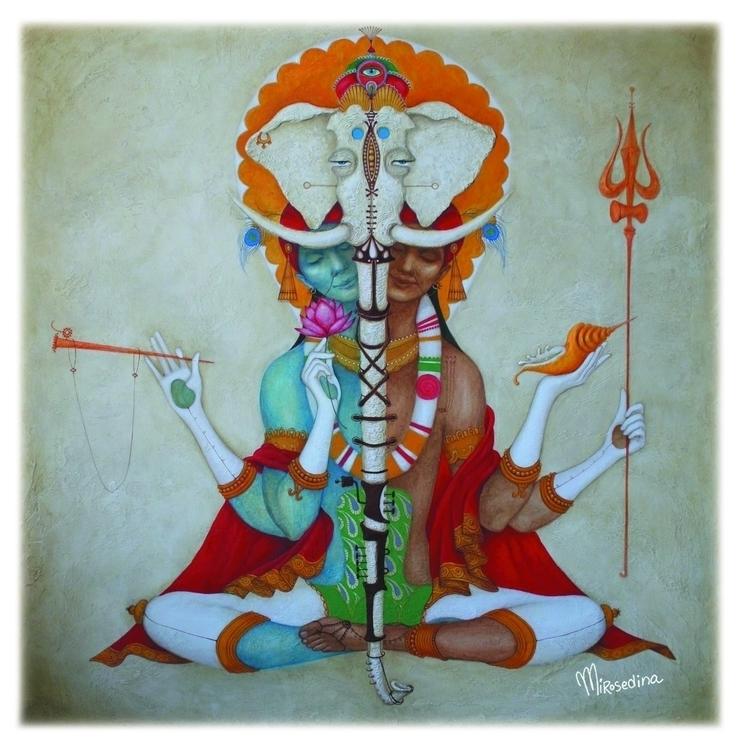 Shiva twin \ dedicated beloved - mirosedina | ello