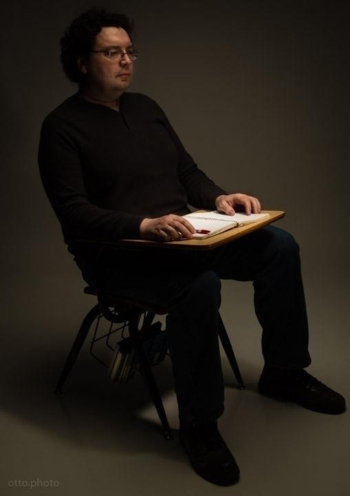 lighting test (student desk - ottok | ello