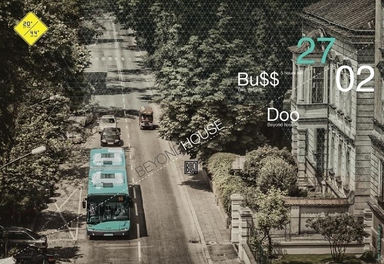 poster House, Belgrade 2015 - b0t | ello