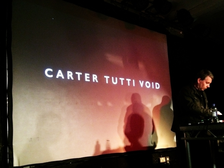Carter Tutti Void weekend final - spoiltvictorianchild | ello
