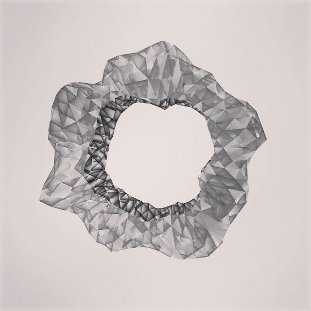 render crystal torus style draw - jackrusher | ello
